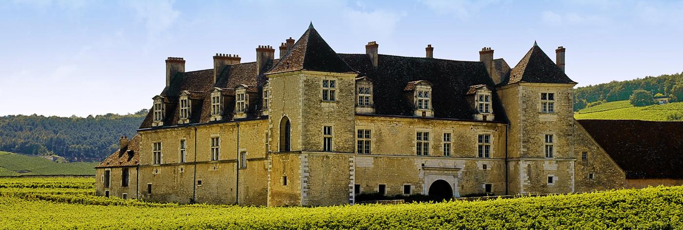 Château du Clos Vougeot, Bourgogne